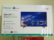 """Hisense 32"""" Smart Android TV 