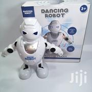 Dancing Robot With Sound And Flashing Lights | Toys for sale in Central Region, Kampala