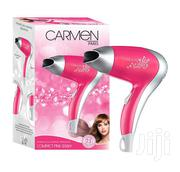 Carmen Paris Compact Pink Hair Dryer 1200W | Tools & Accessories for sale in Central Region, Kampala