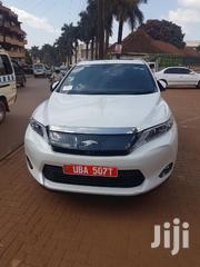 Toyota Harrier 2015 White   Cars for sale in Central Region, Kampala