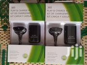 Xbox 360 Battery And Charging Kit | Accessories & Supplies for Electronics for sale in Central Region, Kampala