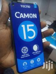 New Tecno Camon 15 64 GB Blue | Mobile Phones for sale in Central Region, Kampala