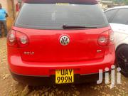 Volkswagen Golf GTI 2006 Red | Cars for sale in Central Region, Kampala