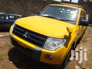 Mitsubishi Pajero 2007 Yellow | Cars for sale in Central Region, Kampala