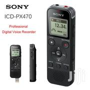 Sony ICD-PX470 Stereo Digital Voice Recorder With Built-In USB | Audio & Music Equipment for sale in Central Region, Kampala