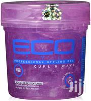 Eco Professional Styling Gel Curl And Wave 473ml | Hair Beauty for sale in Central Region, Kampala