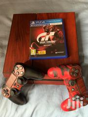 PS4 Console With 2 Controllers and One Game | Video Game Consoles for sale in Central Region, Kampala