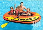 Intex Explorer 300 3-person Inflatable Boat | Watercraft & Boats for sale in Central Region, Kampala