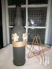 Matte Black Decor Bottle | Home Accessories for sale in Central Region, Kampala