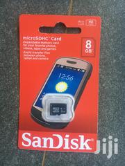 8gb Memory Card Sandisk SD | Accessories for Mobile Phones & Tablets for sale in Central Region, Kampala