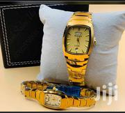Golden Rado Watch, Free Delivery Around Kampala | Watches for sale in Central Region, Kampala