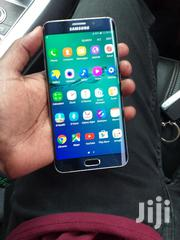 New Samsung Galaxy S6 Edge Plus 32 GB Blue | Mobile Phones for sale in Central Region, Kampala