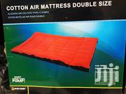Bush Baby Cotton Air Mattress Double Size | Furniture for sale in Central Region, Kampala
