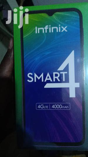 New Infinix Smart 4 16 GB Blue