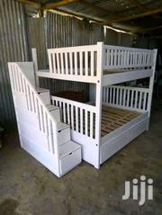 White Double Decker Bed | Furniture for sale in Central Region, Kampala