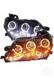 LED Angel Eye Mark X 2005 2009 Headlights Headlamps | Vehicle Parts & Accessories for sale in Central Region, Kampala