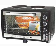 Elekta 45L Electric Oven With 2 Hot Plate and Rotisserie | Kitchen Appliances for sale in Central Region, Kampala