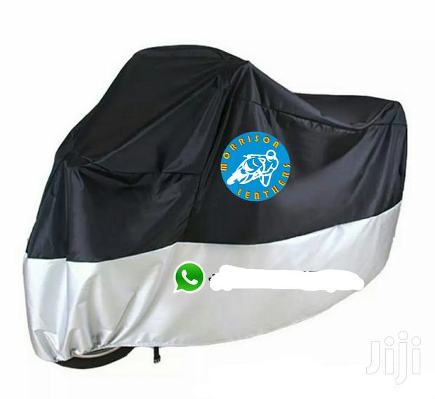 Outdoor Waterproof Rain And Dust UV Motorcycle Covers