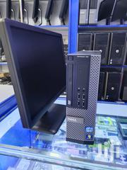Desktop Computer Dell OptiPlex 7060 4GB Intel Core i3 HDD 500GB | Laptops & Computers for sale in Central Region, Kampala