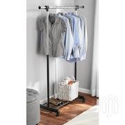 Mainstays Adjustable Rolling Garment Rack   Home Accessories for sale in Central Region, Kampala