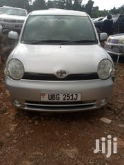 Toyota Sienta 2015 Silver | Cars for sale in Central Region, Kampala