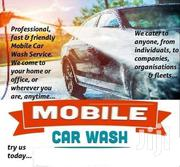 Mobile Car Wash Services | Automotive Services for sale in Central Region, Kampala