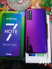 New Infinix Note 7 Lite 64 GB Blue | Mobile Phones for sale in Central Region, Kampala