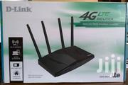 D-link 4G LTE Sim Wireless Router | Networking Products for sale in Central Region, Kampala