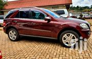 Mercedes-Benz M Class ML350 4MATIC AWD 2009 Red | Cars for sale in Central Region, Kampala