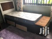 Quality Single Bed With Othopeadic Mattress | Furniture for sale in Central Region, Kampala