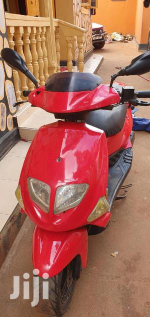 Scooter 2013 Red
