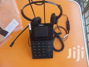 Call Center SIP IP Phone Includes Headset | Home Appliances for sale in Central Region, Kampala