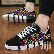 Men's Lace-up Canvas Shoes - Multi-color | Shoes for sale in Central Region, Kampala