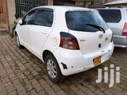 Toyota Vitz 2005 White | Cars for sale in Central Region, Kampala