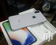 New Apple iPhone X 64 GB White   Mobile Phones for sale in Central Region, Kampala