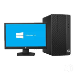 New Desktop Computer HP 4GB Intel Core i3 HDD 1T