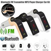 Car G7 Bluetooth FM Transmitter | Vehicle Parts & Accessories for sale in Central Region, Kampala
