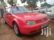 Volkswagen Golf 2001 Red | Cars for sale in Central Region, Kampala