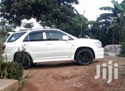 Toyota Harrier 2000 White | Cars for sale in Central Region, Kampala