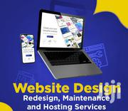 Get A Website And Website Maintenance For Your Company | Computer & IT Services for sale in Central Region, Kampala