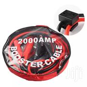 2000 AMP Emergency Power Start Cable Quality Booster Jumper Cable | Vehicle Parts & Accessories for sale in Central Region, Kampala