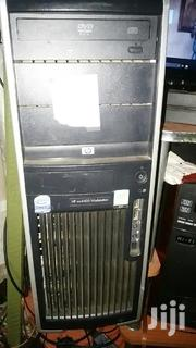 Desktop Computer HP 4GB Intel Core 2 Duo HDD 500GB | Laptops & Computers for sale in Central Region, Kampala