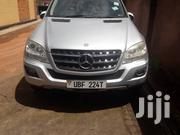 New Mercedes-Benz M Class 2009 ML350 AWD 4MATIC Silver | Cars for sale in Central Region, Kampala