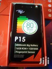 New Itel P15 16 GB Gold | Mobile Phones for sale in Eastern Region, Mbale
