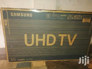 Samsung Smart 4k UHD TV 55 Inch With Free Samsung A31