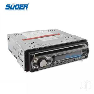 Universal 1 Din Car Radio With USB And DVD