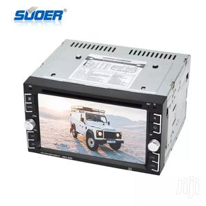 HD Car DVD Radio With 720P And Bt Calls & Music
