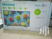 Hisense Smart Flat Screen Tv 40 Inches | TV & DVD Equipment for sale in Central Region, Kampala