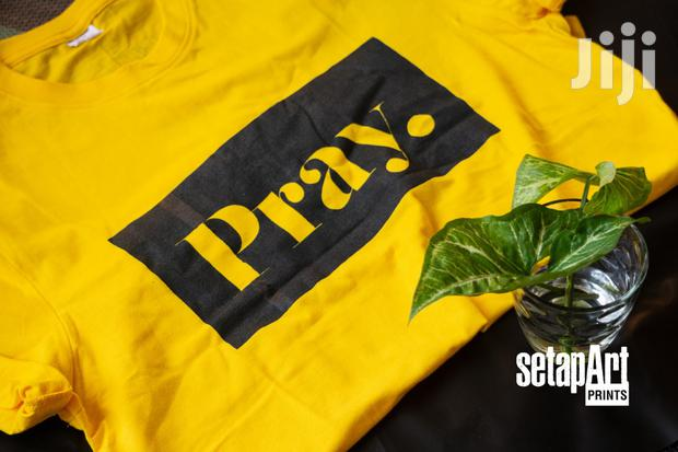 Archive: Printed T-shirts And Custom Printed As Well