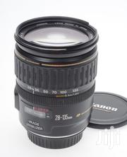 Canon EF 28-135mm F/3.5-5.6 Zoom Lens | Accessories & Supplies for Electronics for sale in Central Region, Kampala